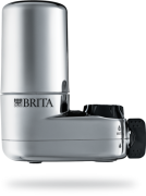 Brita® Faucet Mount Filtration Basic System – Chrome