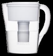 Brita® Space Saver Water Filtration Pitcher
