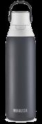 Brita® Premium Filtering Bottle in Stainless steel – Carbon
