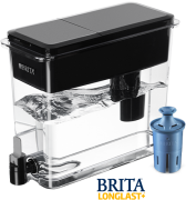 Brita® Ultramax Dispenser with 1 Brita® Longlast+® Filter